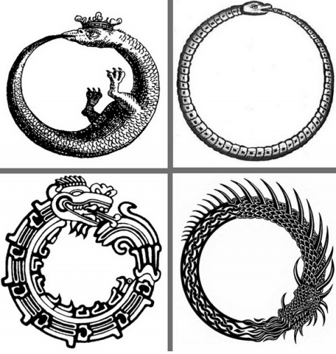 Сакральные символы нашей цивилизации
