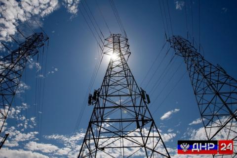 Украина прекратит поставки электроэнергии в ЛНР