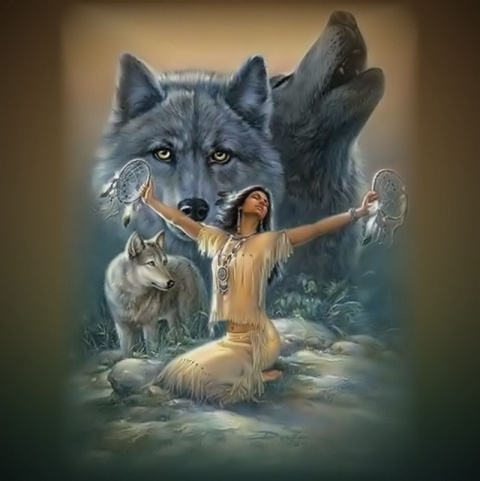 С волками можно только быть …