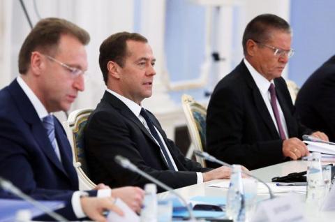 Уйдёт ли правительство в отставку из-за Улюкаева?