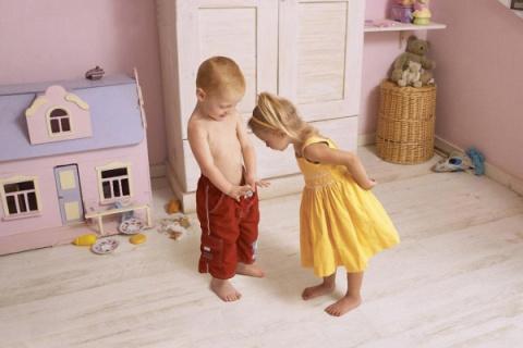 Сексуальное воспитание детей…