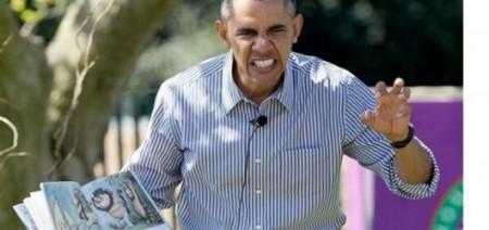 У Обамы диагностирован психоз