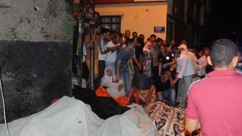Теракт на свадьбе в Турции у…