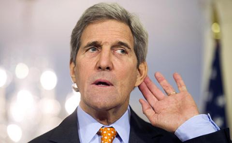 Керри напоследок: США толкали Европу к объединению вокруг антироссийских санкций