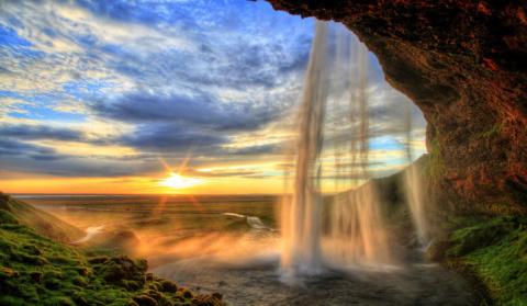 Красивейшие места нашей планеты: Исландия
