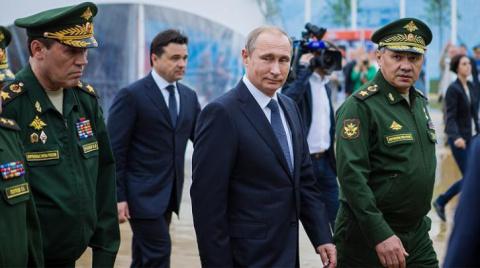 """""""Железный кулак"""" Путина разр…"""