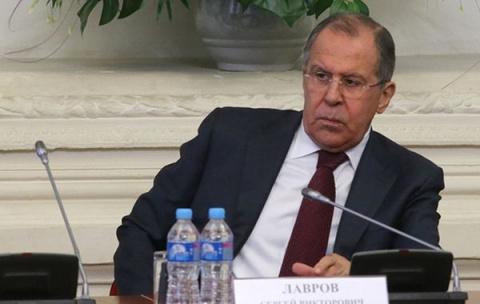 Лавров возмутился изгнанием журналистов со встречи с Тиллерсоном