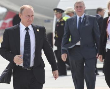 Организаторы G20 испугались …