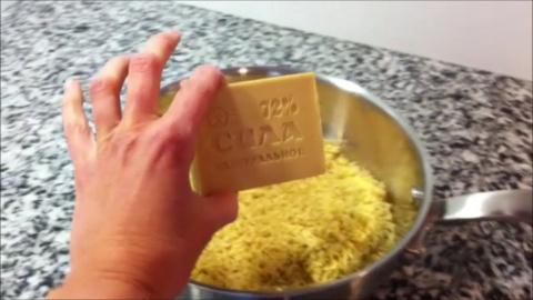 Как просто приготовить гель …