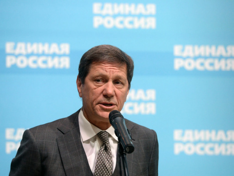Президент Олимпийского комит…