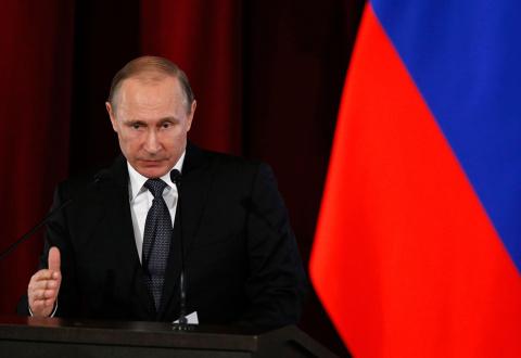 Путин прокомментировал недав…
