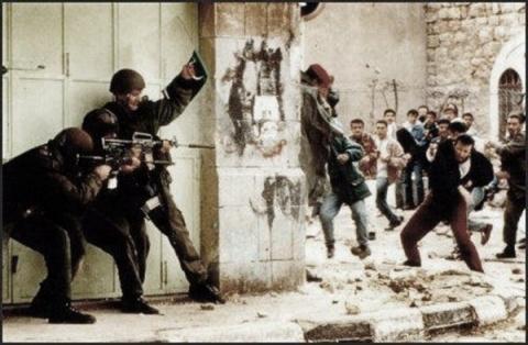 США обрекло Израиль на интифаду