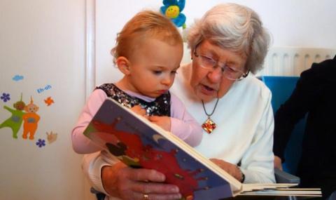 Правительство Турции будет платить заплату бабушкам за то, что они будут смотреть за своими внуками!