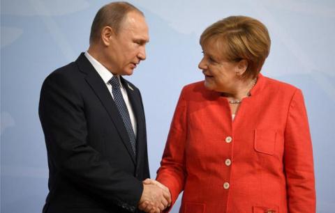 Берлин «провел» Европу: для …