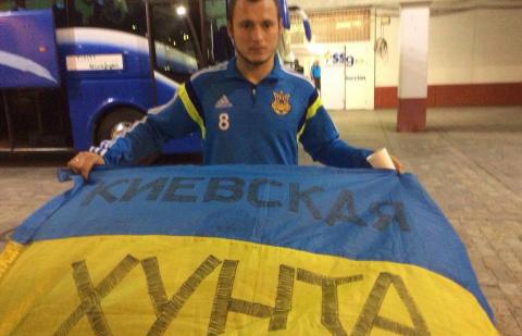 Украинского бандеровца турнули из Швеции