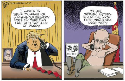 Почему американские либералы боятся России? Обзор ИНОСМИ