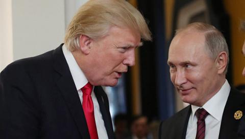 Трамп на проводе: почему американскому президенту нужна дружба с Россией