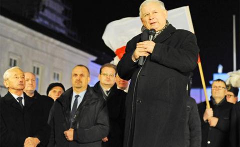 Варшава сошла с ума, потребо…