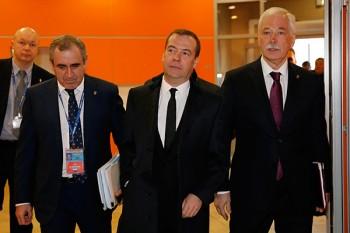 Дмитрий Медведев: Трамп обма…