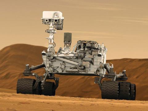 НАСА потратит на новый марсо…