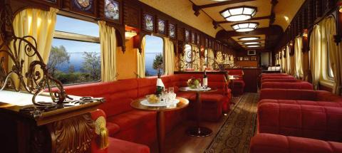 Роскошные поезда, билеты на …
