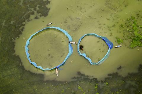Авиатор и фотограф из Бангла…