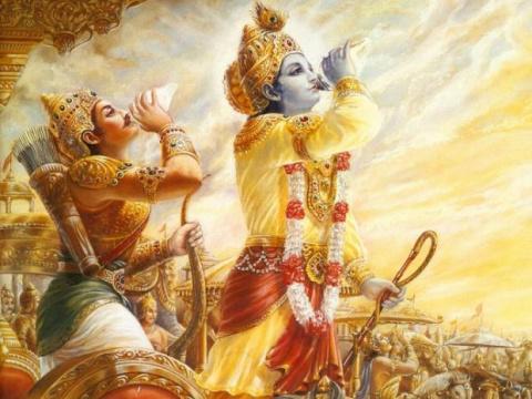 Арии и Индия: Пришельцы с се…
