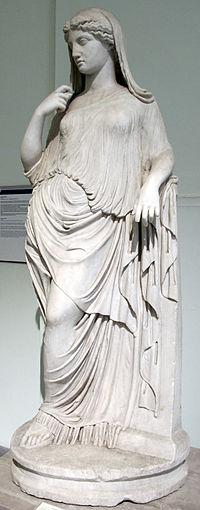Афродита. Немного греческой мифологии.