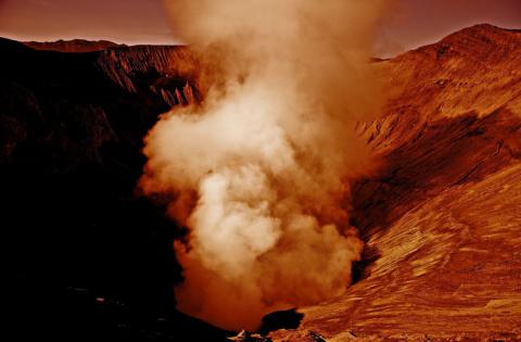 Все земляне могут оказаться пришельцами с Марса