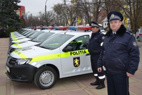 Молдавские полицейские будут получать 25% от суммы выписанных штрафов