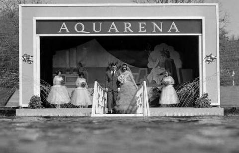 Экстрим прошлого века: свадь…
