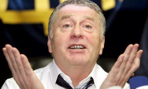 Жириновский: Порошенко – это…