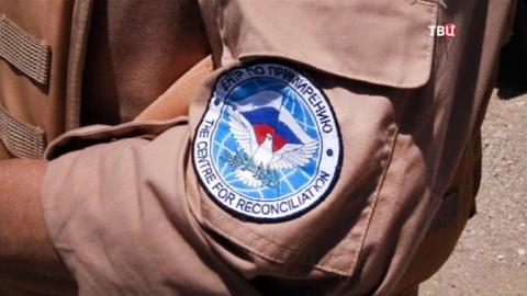 Шойгу: военные РФ остановили распространение терроризма