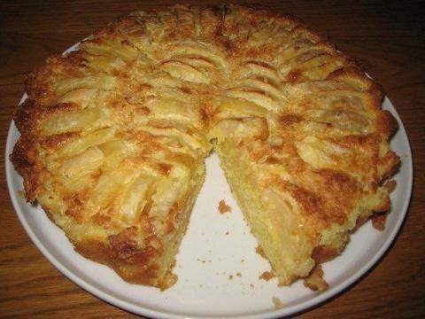 Пирог Неженка
