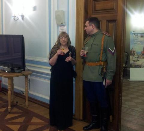 Елена Чудинова и ее монархический роман «Побѣдители 1984»