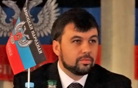 Денис Пушилин представит в Минске книгу с фактами преступлений ВСУ против Донбасса