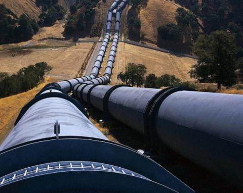 Россия пустила газ в обход Украины