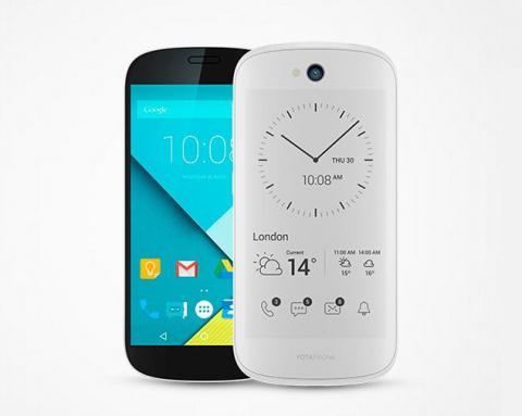 Yota Devices готовится к релизу YotaPhone 3 с премиальным дизайном и привлекательным ценником