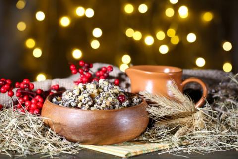 Как варить кутью (сочиво, коливо) - 4 рецепта. Три рецепта выпечки к Рождеству