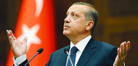 Президент Турции Эрдоган вно…
