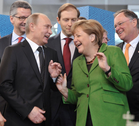 Удивительное послание гражданина Германии Владимиру Путину!!!