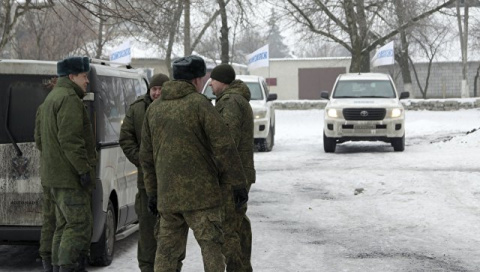 """Лавров: ОБСЕ поняла, что дальше """"выгораживать"""" Украину невозможно"""