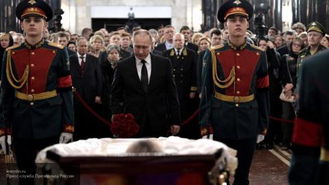 Смерть шести российских дипл…