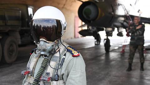 Россия прекращает действие меморандума с США по полетам над Сирией