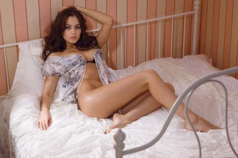 Самая сексуальная фотосессия актрисы Юлии Снигирь
