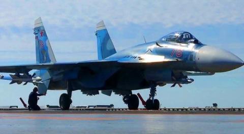 Самолеты России и США идут н…