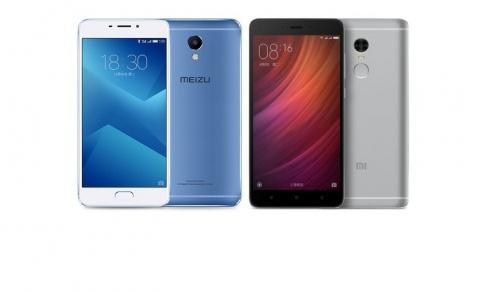 Meizu M5 Note против Xiaomi…