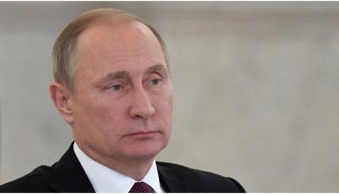 Путин зачитал постановление …