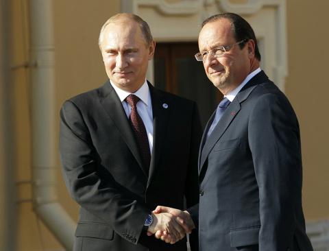 Франция в тупике. Кто есть В…