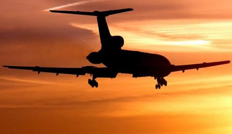 Крушение Ту-154 над Чёрным морем